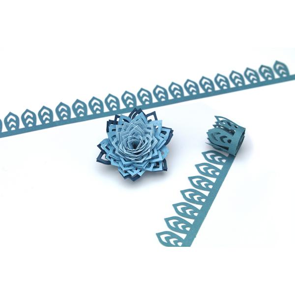 Perforadora de flor dimensional EZ-Tools