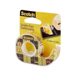 Cinta doble cara scotch